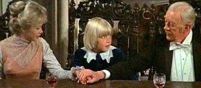 Der kleine Lord mit Alec Guiness und Ricky Schroder