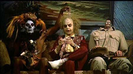 Beetlejuice mit Michael Keaton, Winona Ryder, u.v.a.