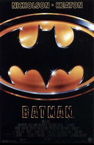 Batman mit Michael Keaton, Jack Nicholson und Kim Basinger