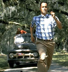Forrest Gump (mit Tom Hanks)