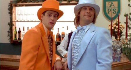 Dumm & D�mmer mit Jim Carrey und Jeff Daniels