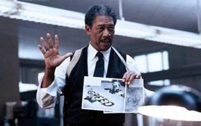 Sieben (mit Morgan Freeman und Brad Pitt)