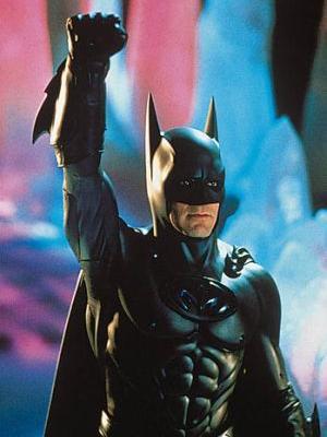 Batman & Robin mit George Clooney, Arnold Schwarzenegger und Uma Thurman