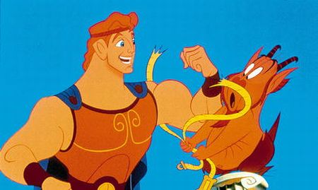Walt Disneys 'Hercules'
