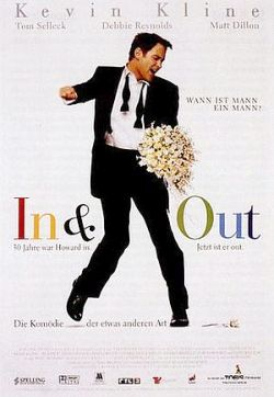 In & Out mit Kevin Kline, Matt Dillon und Tom Selleck