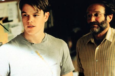 Good Will Hunting mit Matt Damon, Robin Williams und Ben Affleck