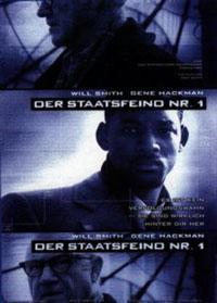 Der Staatsfeind Nr. 1 mit Will Smith und Gene Hackman