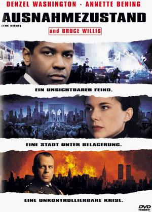 Ausnahmezustand mit Denzel Washington und Bruce Willis