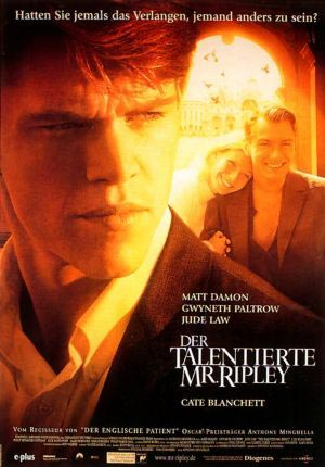 Der talentierte Mr. Ripley (mit Matt Damon, Gwyneth Paltrow und Jude Law)