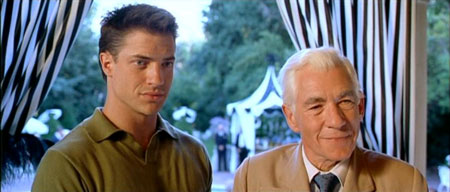 Gods and Monsters mit Ian McKellen, Brendan Fraser und Lynn Redgrave