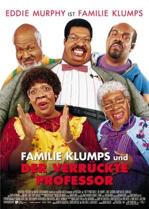Familie Klumps und der verrückte Professor mit Eddie Murphy und Janet Jackson