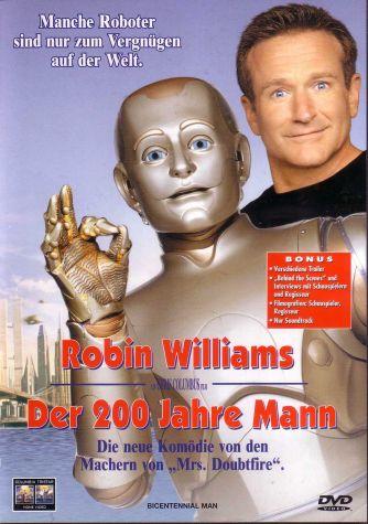 Der 200 Jahre Mann (mit Robin Williams)