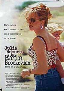Erin Brockovich (mit Julia Roberts)