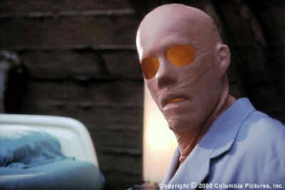 Hollow Man (mit Kevin Bacon)