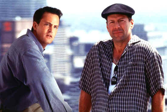 Keine halben Sachen (mit Matthew Perry und Bruce Willis)