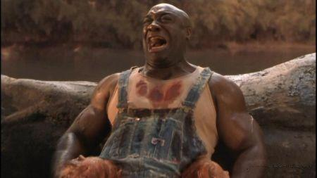 The Green Mile (mit Tom Hanks und Michael Clarke Duncan)