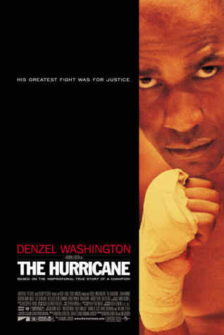 The Hurricane (Denzel Washington als Rubin Carter)