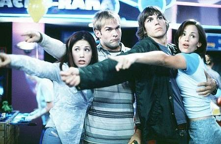 Ey Mann, wo is' mein Auto? mit Ashton Kutcher, Seann William Scott