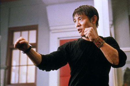 Kiss of the Dragon mit Jet Li, Tchéky Karyo und Bridget Fonda