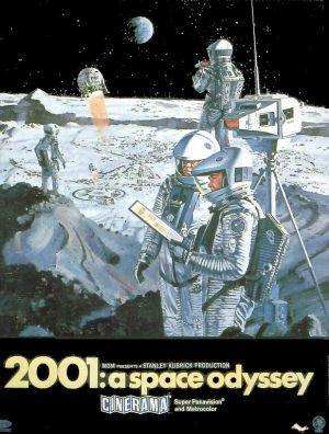 2001: Odyssee im Weltraum (re-release)