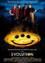 Evolution (mit David Duchovny, Julianne Moore, Seann William Scott und Orlando Jones)