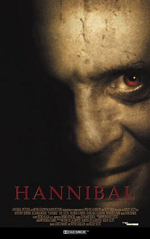Hannibal mit Anthony Hopkins, Julian Moore und Ray Liotta