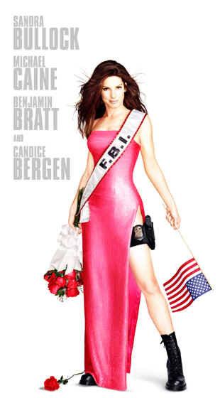 Miss Undercover (mit Sandra Bullock)