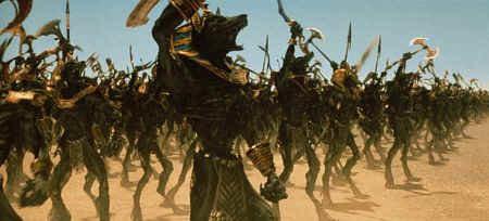 Die Mumie kehrt zurück mit Brendan Fraser