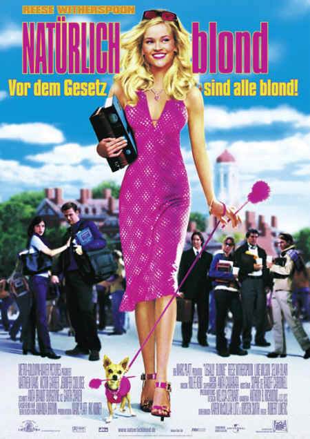 Natürlich blond (mit Reese Witherspoon)