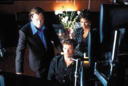 Passwort: Swordfish (mit Hugh Jackman, Halle Berry und John Travolta)