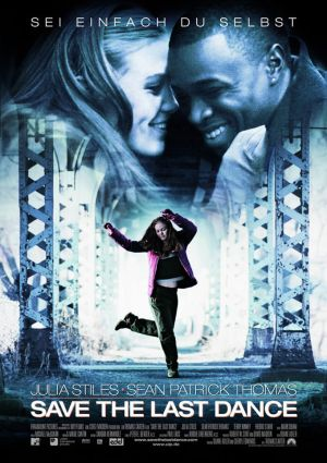 Save the last Dance mit Julia Stiles und Sean Patrick Thomas