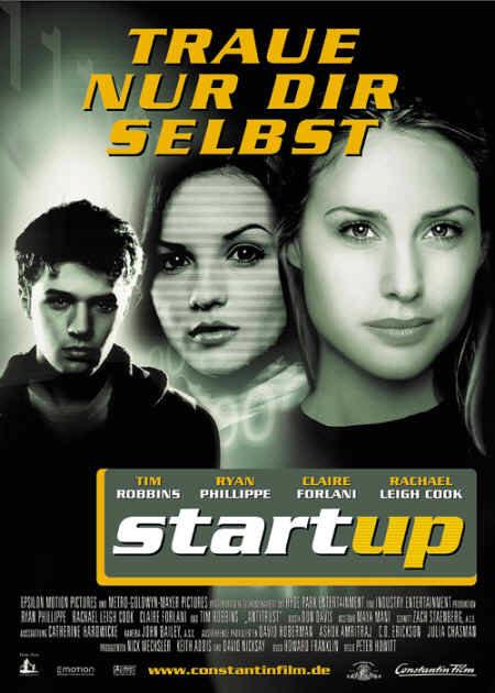 startup (mit Ryan Phillippe)