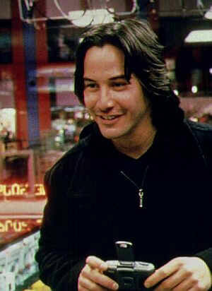 The Watcher (mit Keanu Reeves und James Spader)