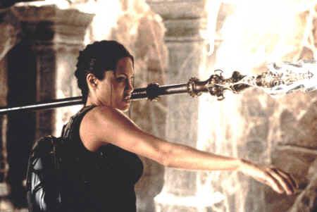Tomb Raider mit Angelina Jolie als Lara Croft