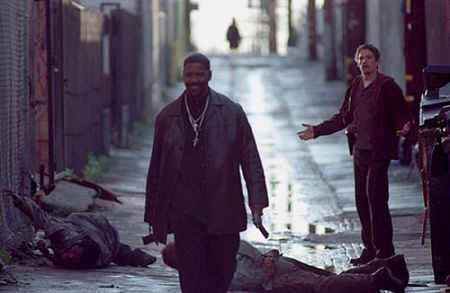 Training Day (mit Denzel Washington und Ethan Hawke)