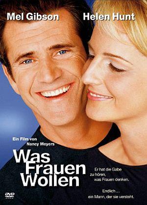 Was Frauen wollen mit Mel Gibson und Helen Hunt