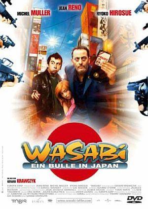 Wasabi mit Jean Reno und Yoshi Oida