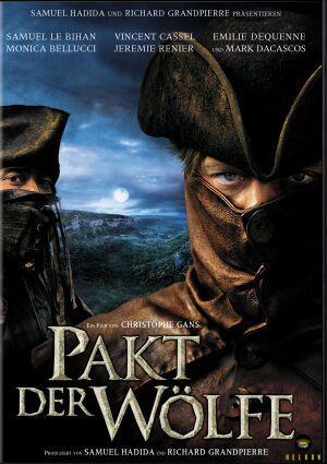 Pakt der Wölfe mit Samuel Le Bihan und Vincent Cassel