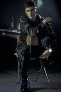 Army go home - Das Leben eines Soldaten: Ray Elwood (Joaquin Phoenix) hat nix zu tun.