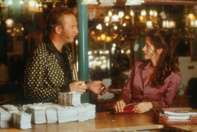 Crime is King mit Kevin Costner, Kurt Russell und Courteney Cox
