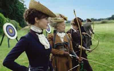 Ernst sein ist alles mit Rupert Everett, Frances O'Connor, Colin Firth und Judy Dench.