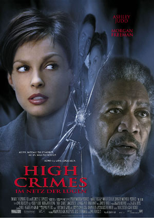High Crimes - Im Netz der Lügen, mit Ashley Judd, Morgan Freeman und Jim Caviezel