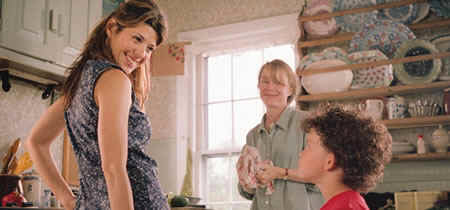 In the bedroom (mit Marisa Tomei, Sissy Spacek und Tom Wilkinson)