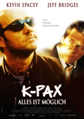 K-Pax - Alles ist möglich mit Kevin Spacey und Jeff Bridges