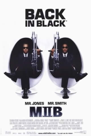 MIIB - Men in Black 2 (mit Will Smith und Tommy Lee Jones)