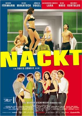 Nackt (mit Heike Makatsch, Benno Fürmann, Alexandra Maria Lara und Jürgen Vogel)