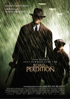 Road to Perdition mit Tom Hanks und Jude Law