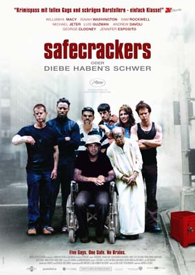Safecrackers - Diebe haben's schwer