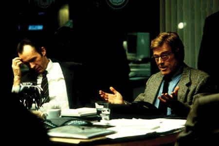 Spy Game (mit Robert Redford und Brad Pitt)