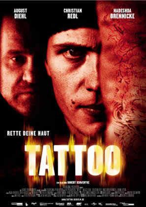 Tattoo mit August Diehl und Christian Redl